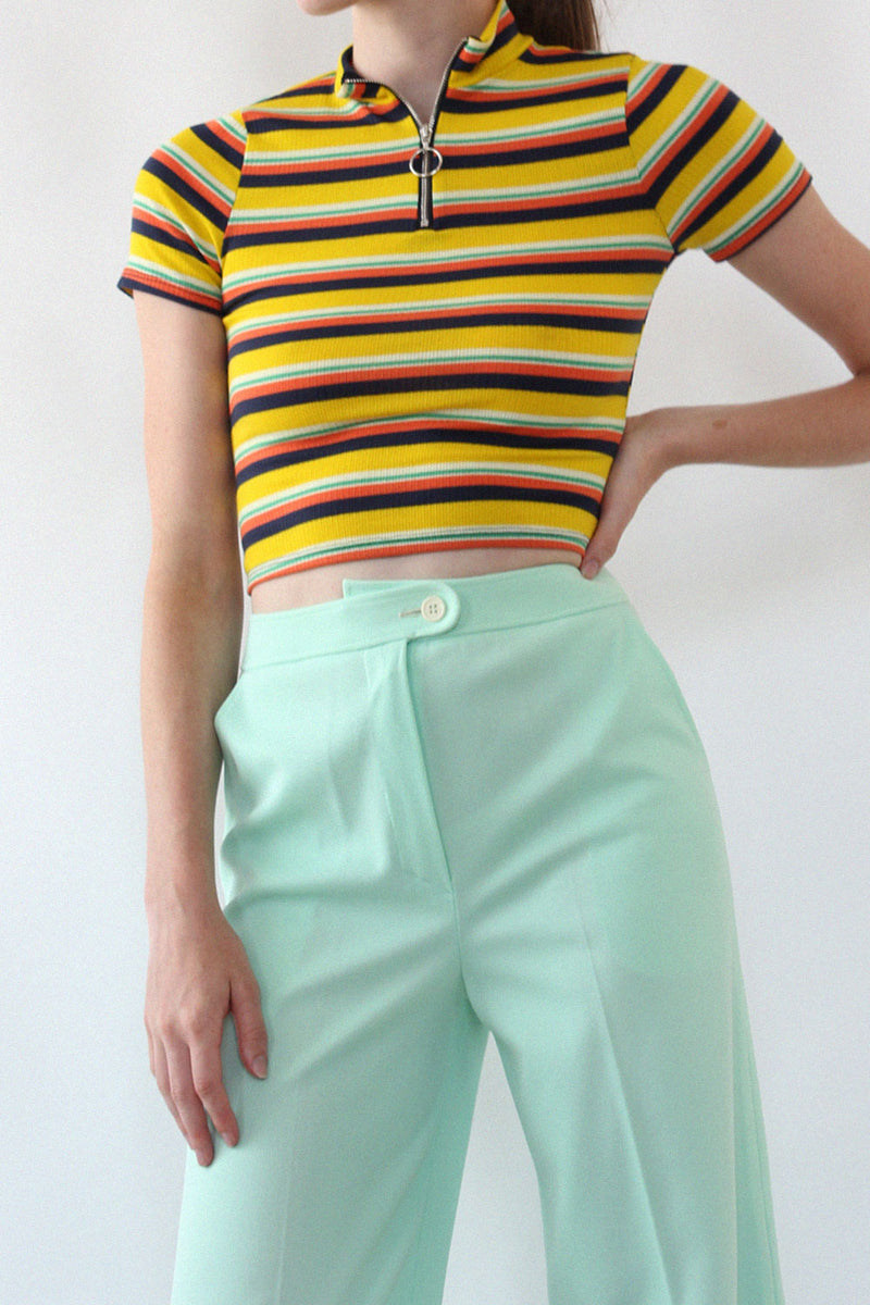 Mint to Be 70s Pants S