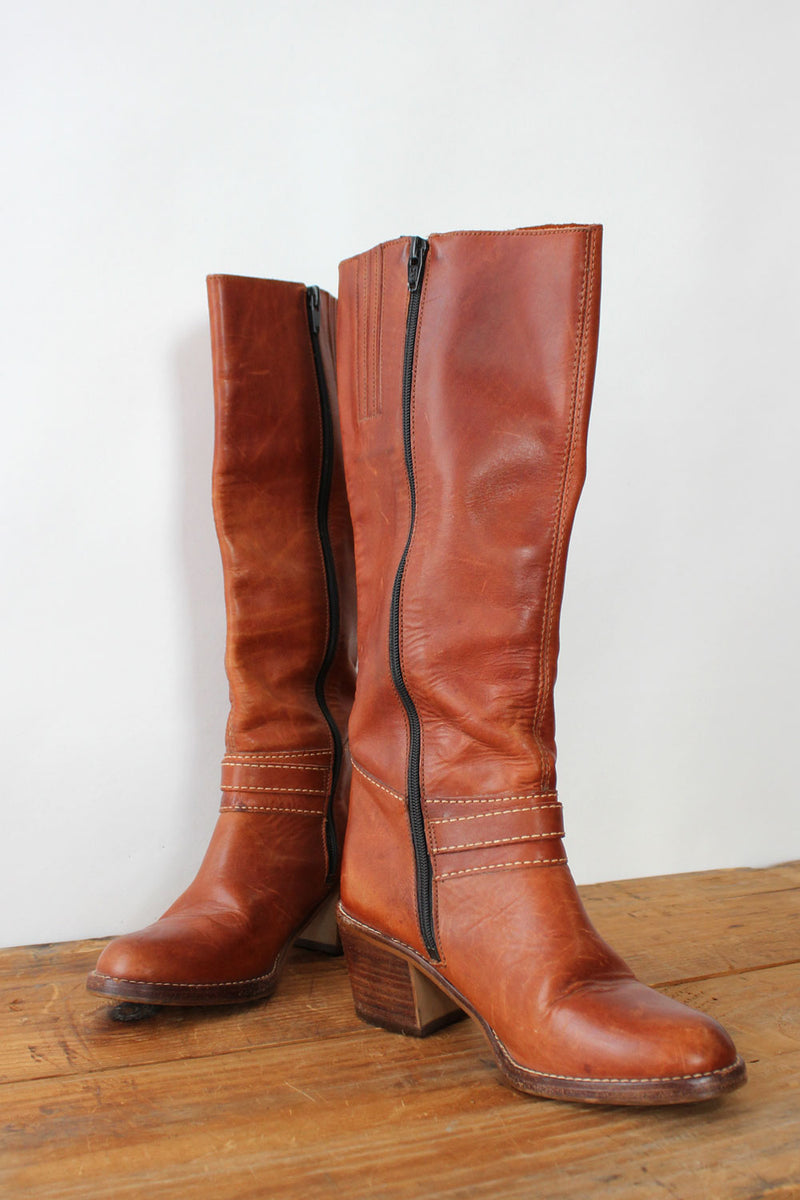 Redwood Tall Boots 6.5-7