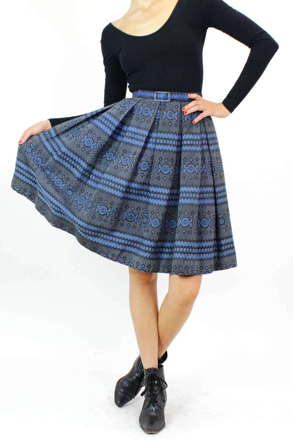 Dinah brocade skirt XS