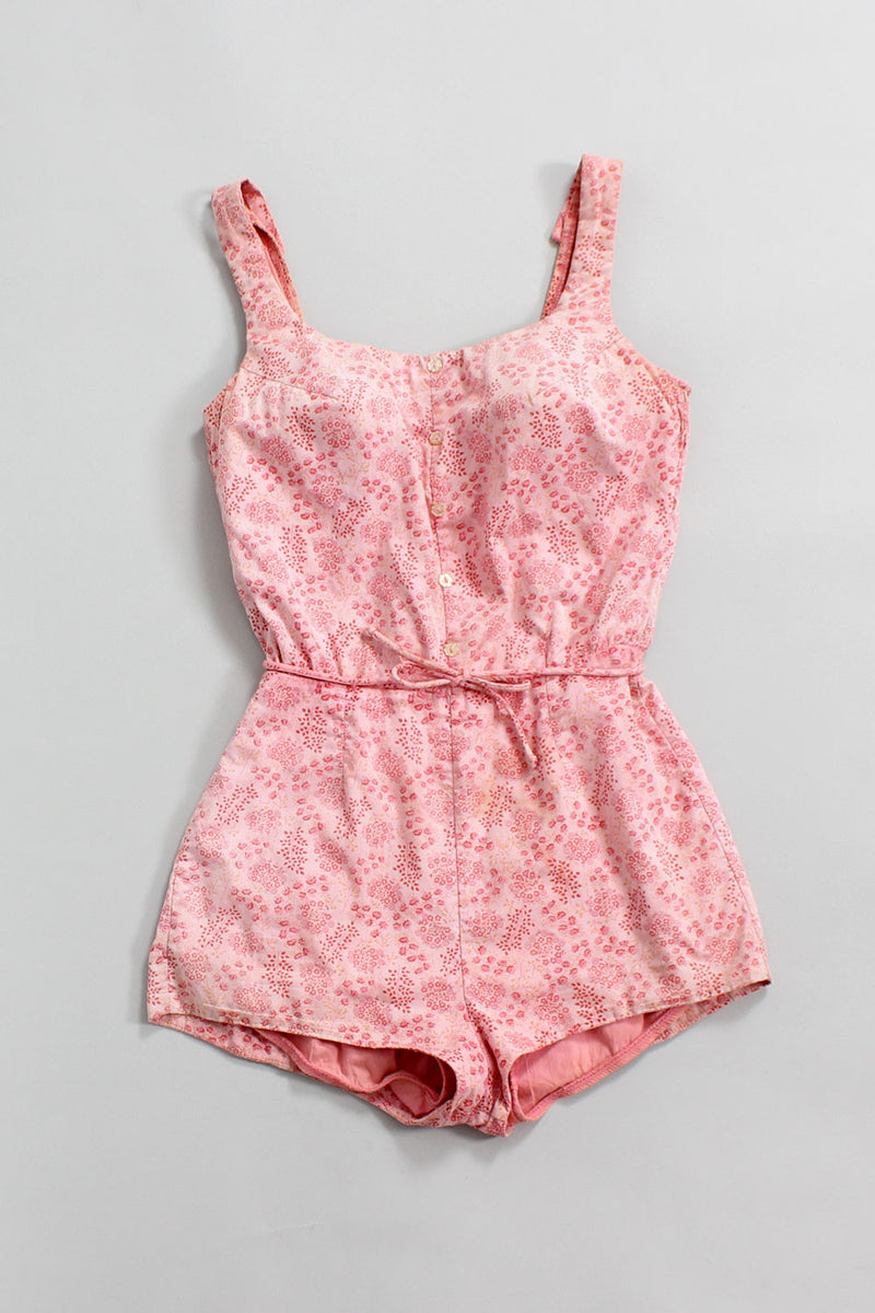 Avalon Pink Swimsuit S/M