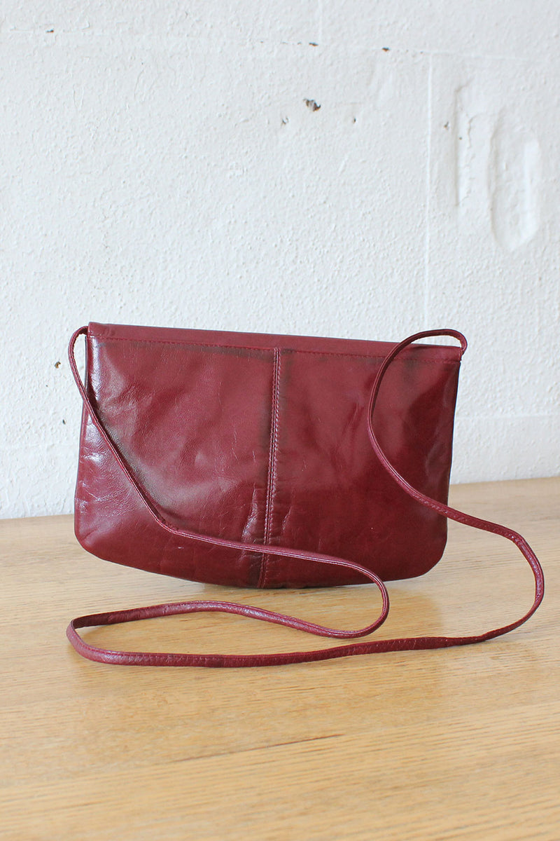 Aubergine Evening Purse