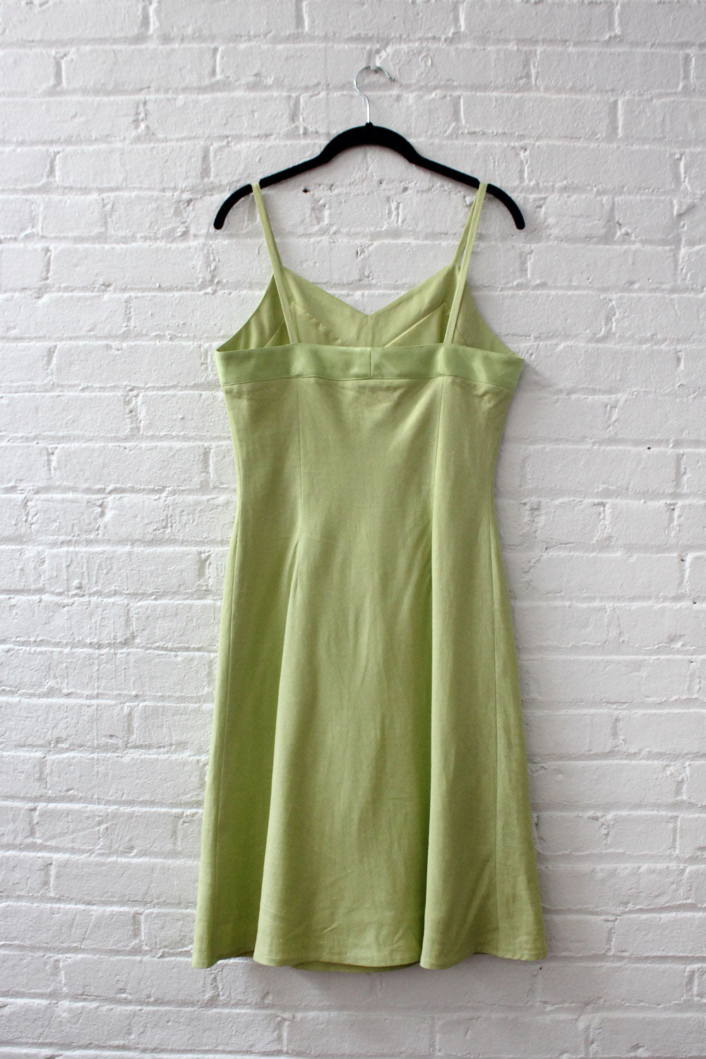 Lime Petal Slipdress M/L