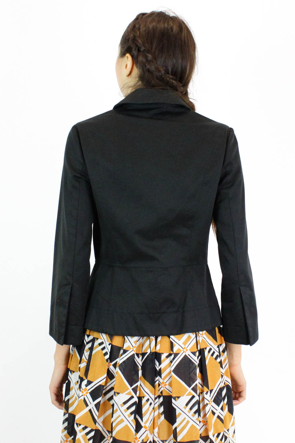 Chaiken asymmetrical jacket S/M