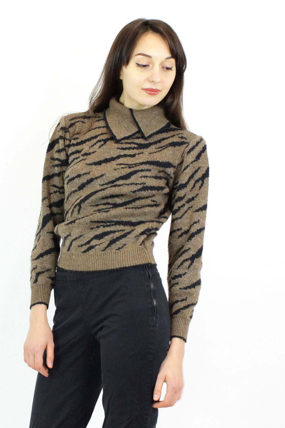 Tiger Sweater S