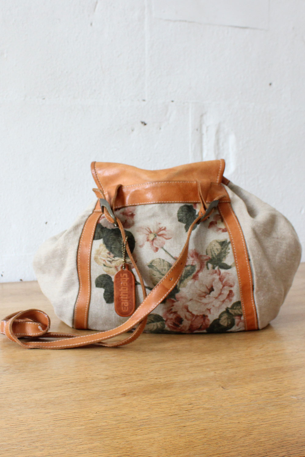 Earthbags Canvas Bucket Bag