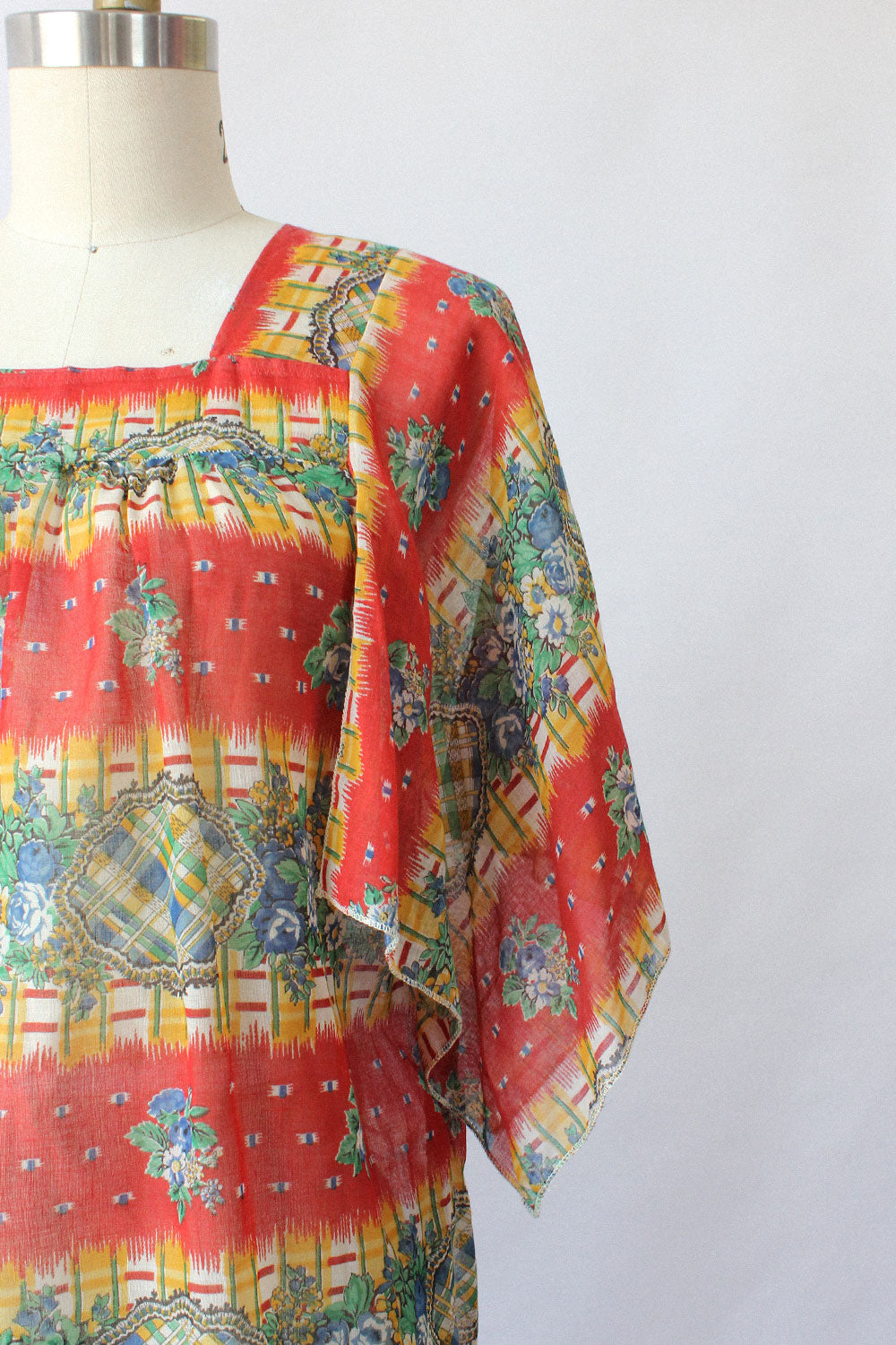 Sunset Scarf Blouse XS/S