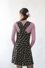 Alyn Paige Floral Dress S