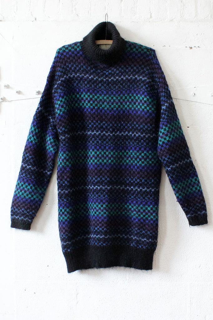 Turtleneck Slumber Sweater Dress