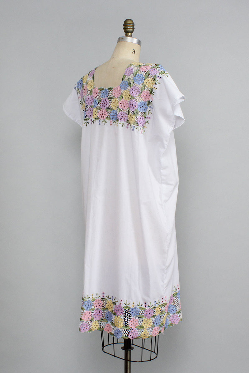 Arcadia Embroidered Dress