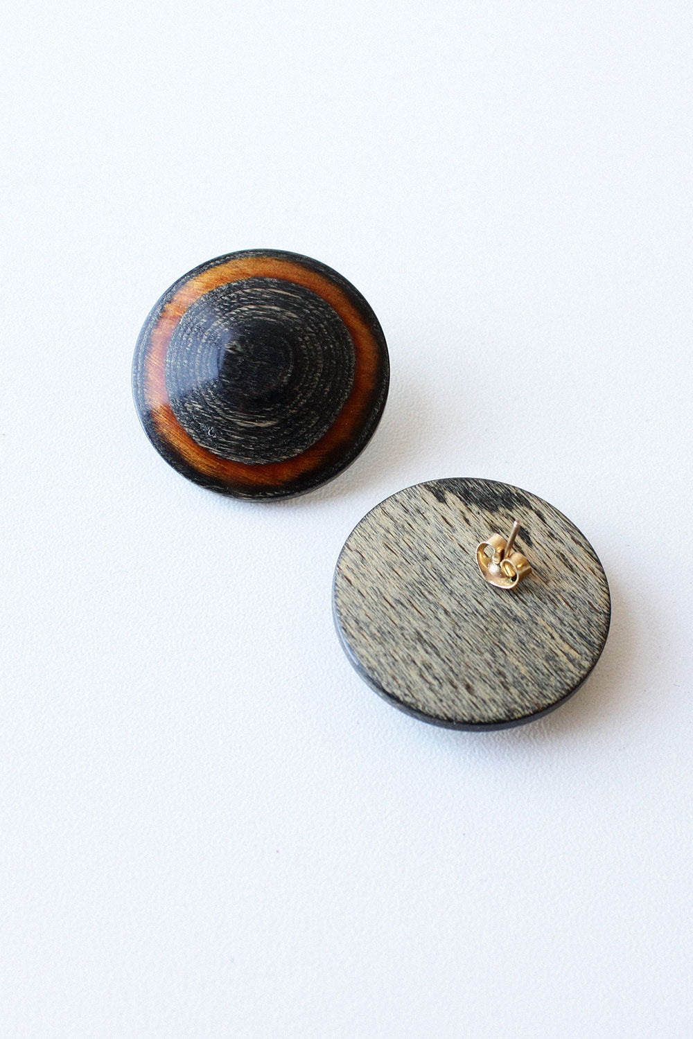 Polished Wood Studs