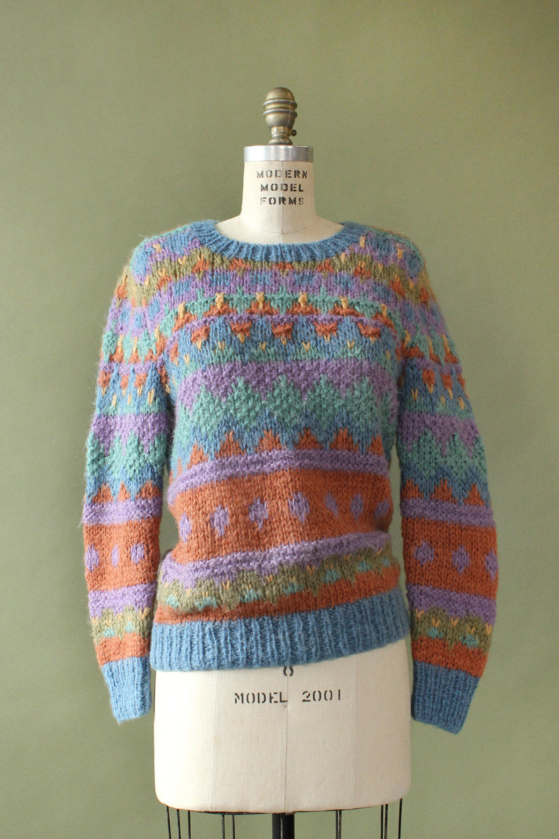 Three Feet Off Sweater S-L