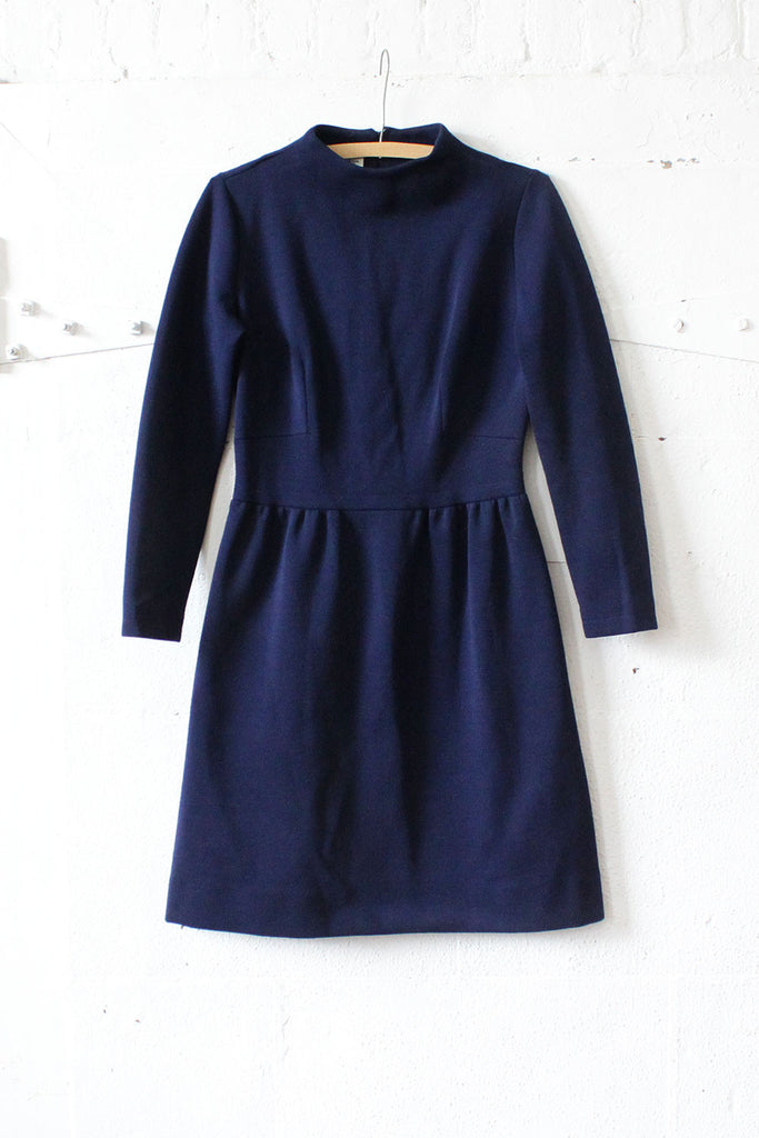 Navy Jonathan Logan High Dress S