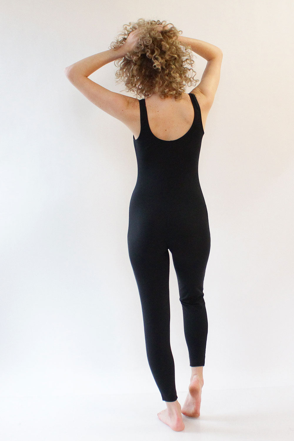 Jacques Black Catsuit S/M