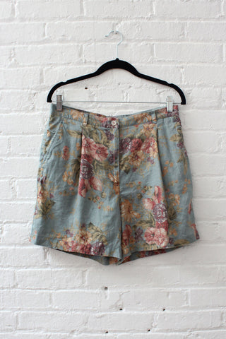 Baroque Broadcloth Shorts S