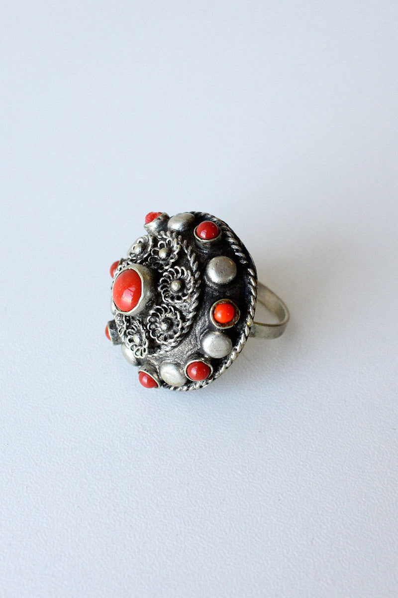 Mumbai Cocktail Ring