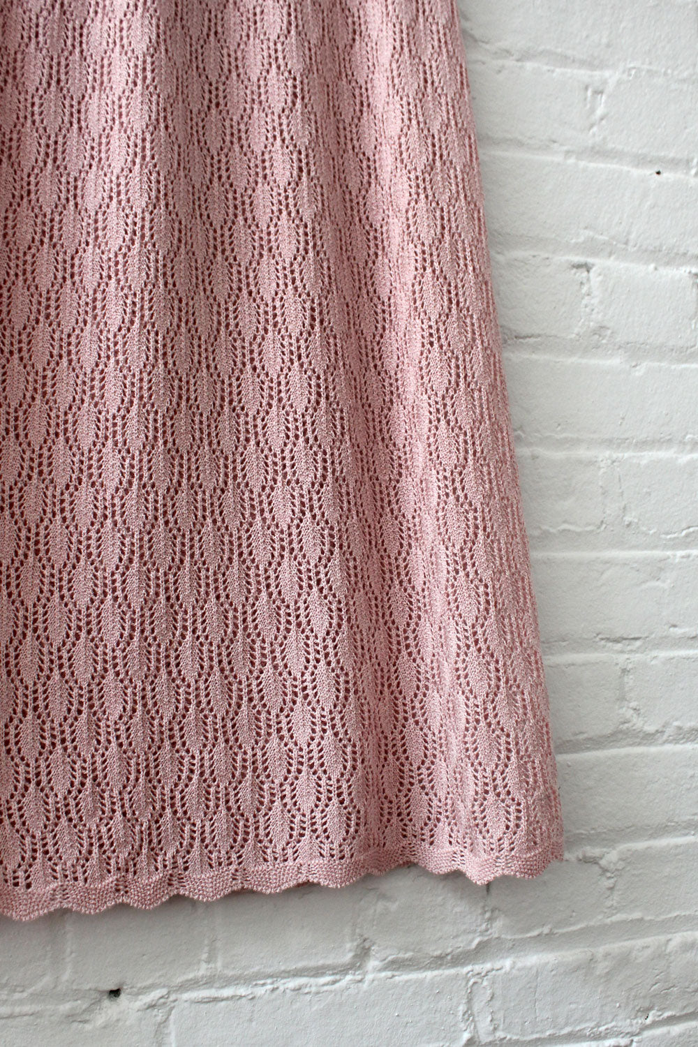 Rose Crochet Skirt M/L