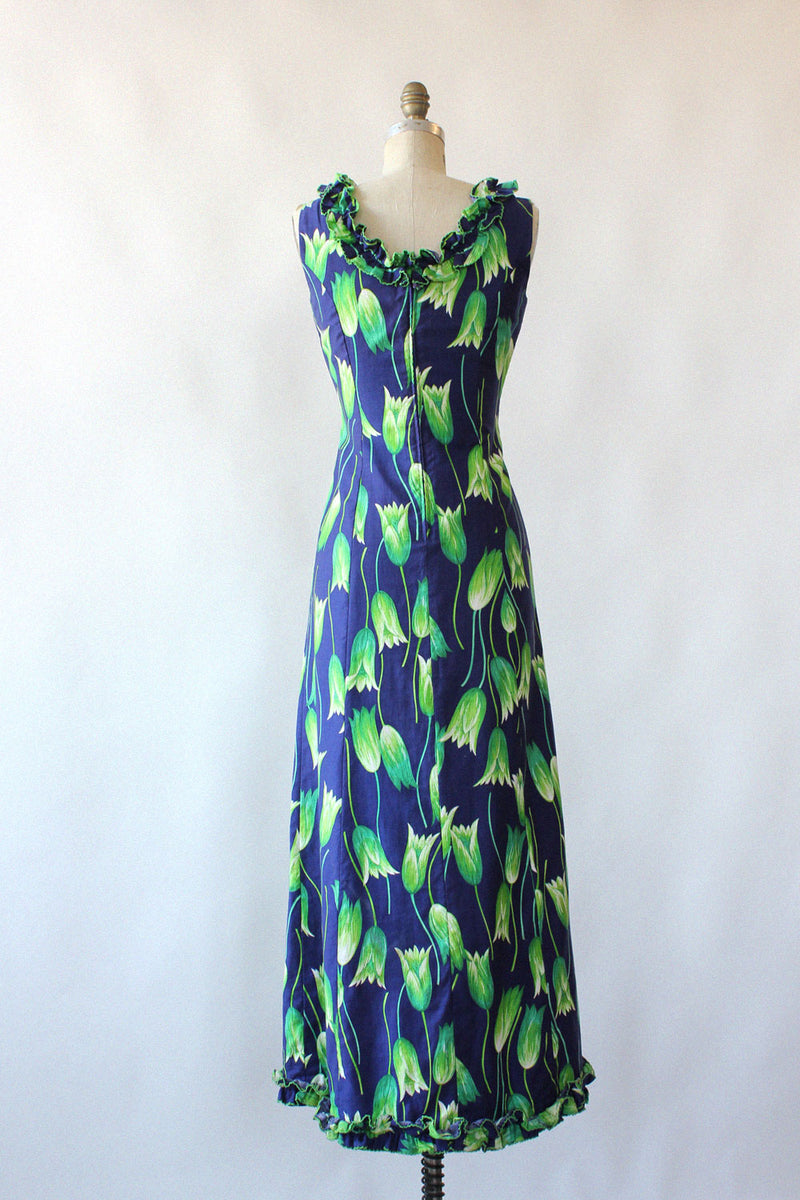 Electric Lime Tulip Maxi M/L