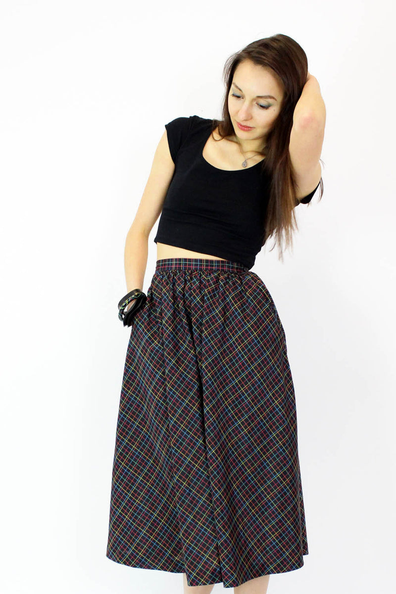Line Grid Two Piece Set XS/S