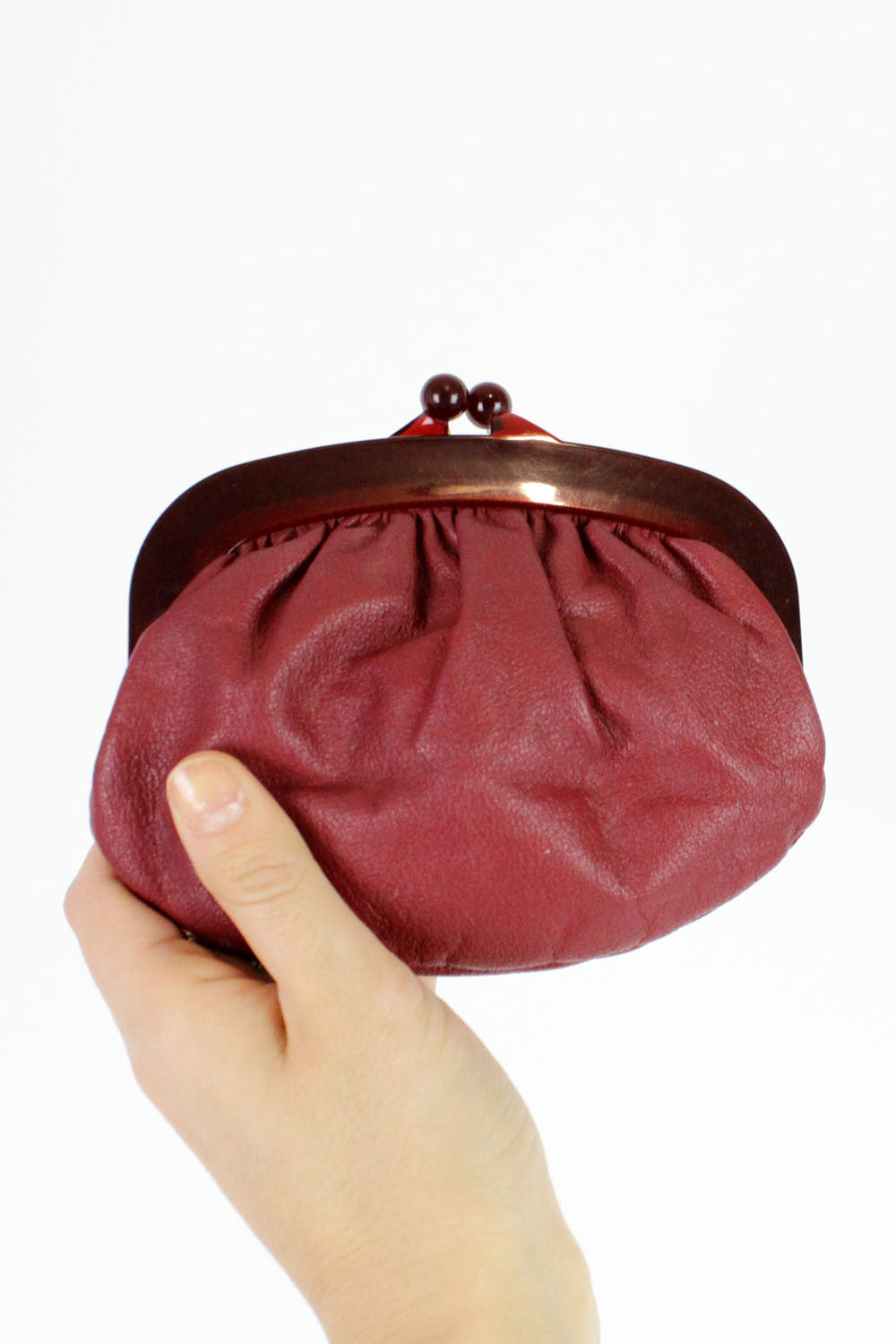 Petite Leather Pouch