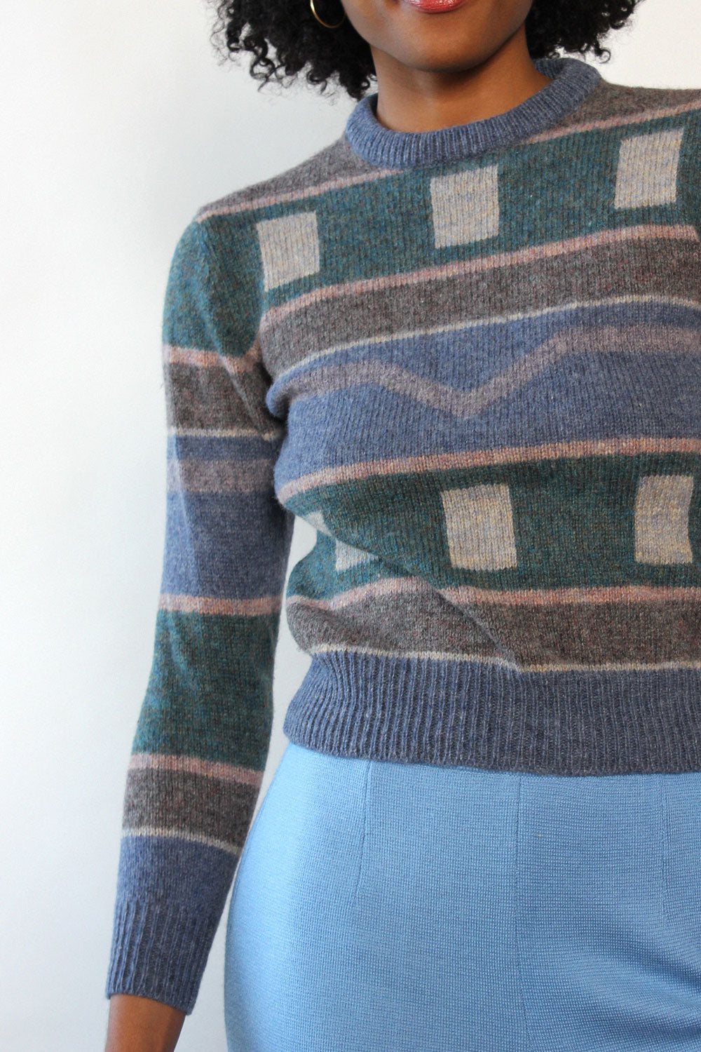 Altman Intarsia Sweater XS/S