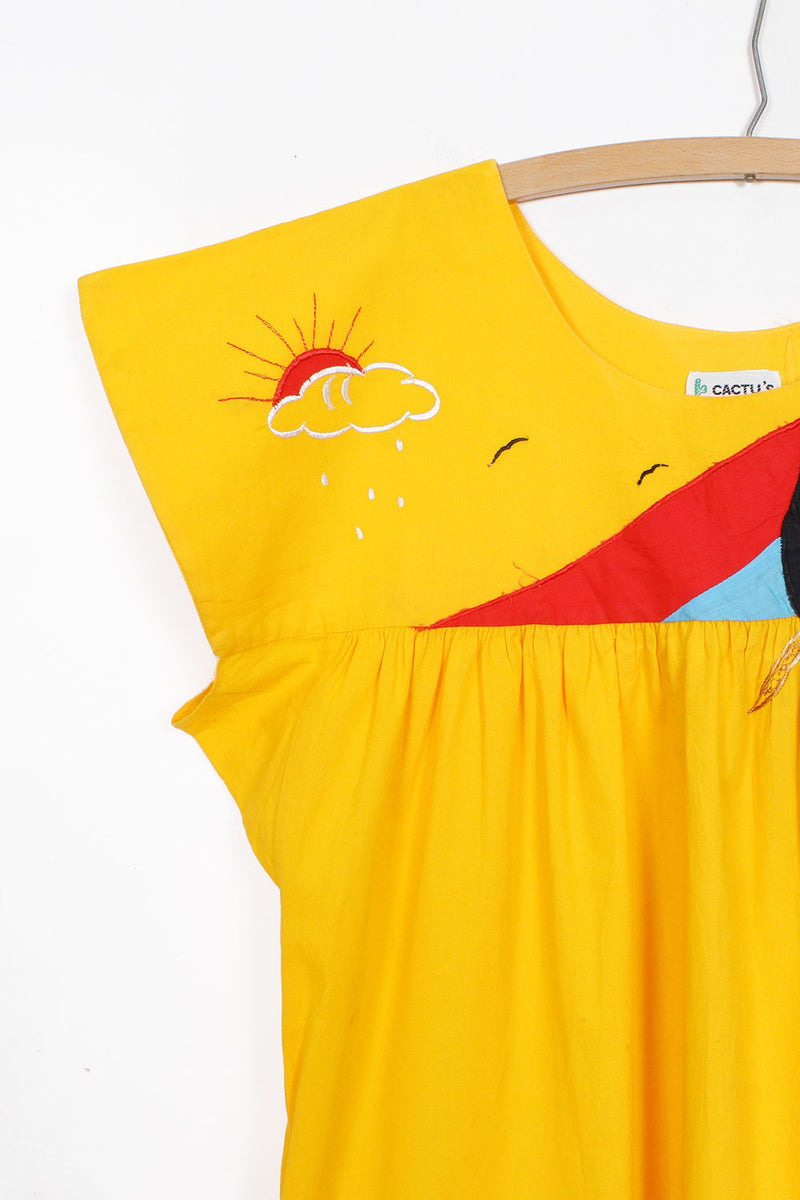 The Toucan Can Dress