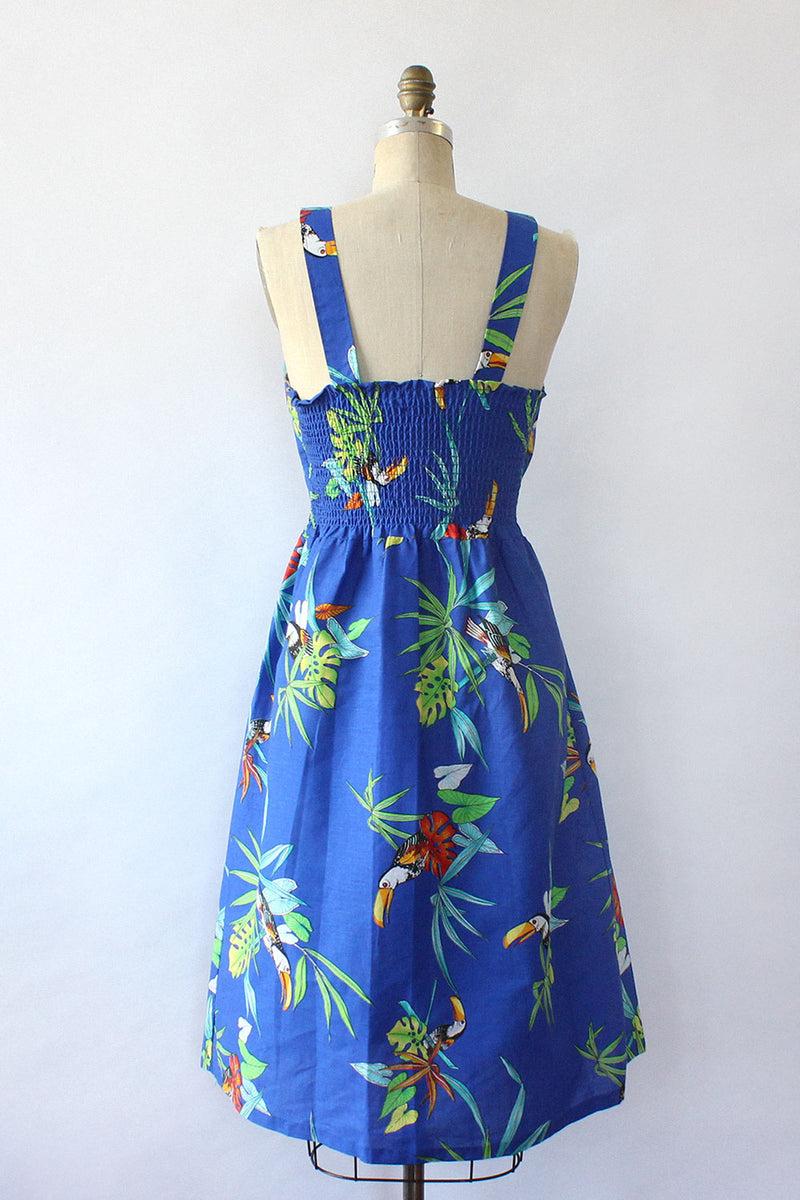 Toucan Bay Dress M/L