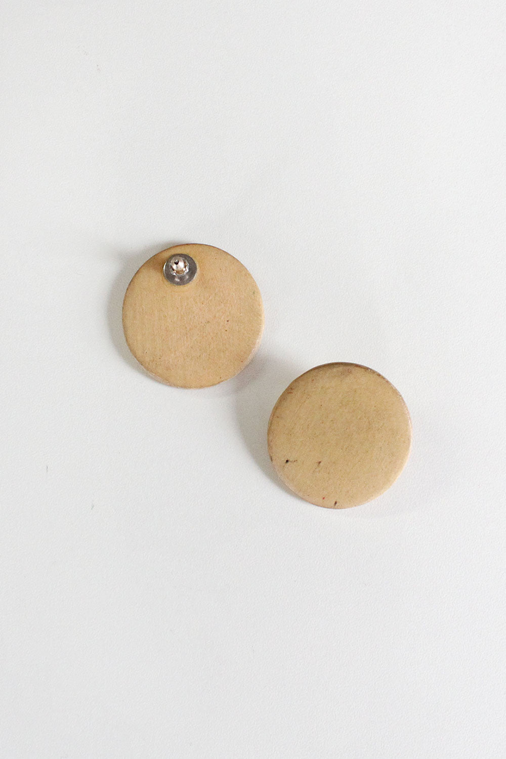 Circle Sphere Earrings
