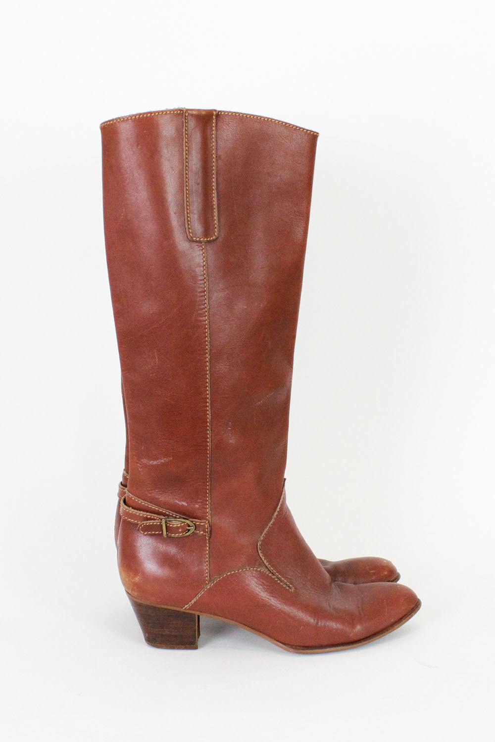 Redwood Leather Boots 7