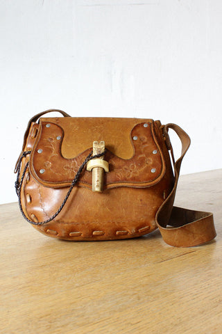 Brighton Croc Wallet Crossbody