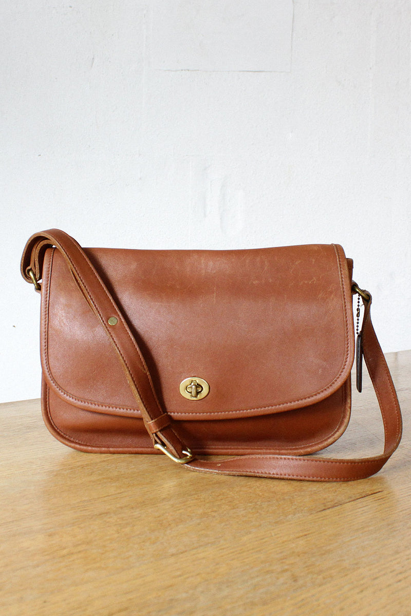 Coach Chestnut City Bag