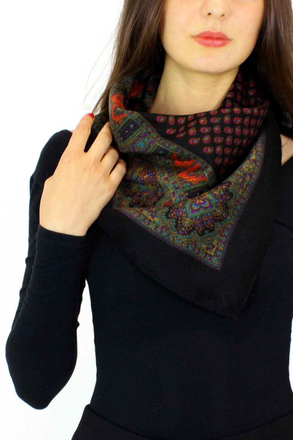 Regal library scarf