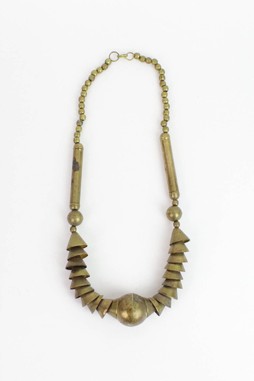 tribal brass jewellery