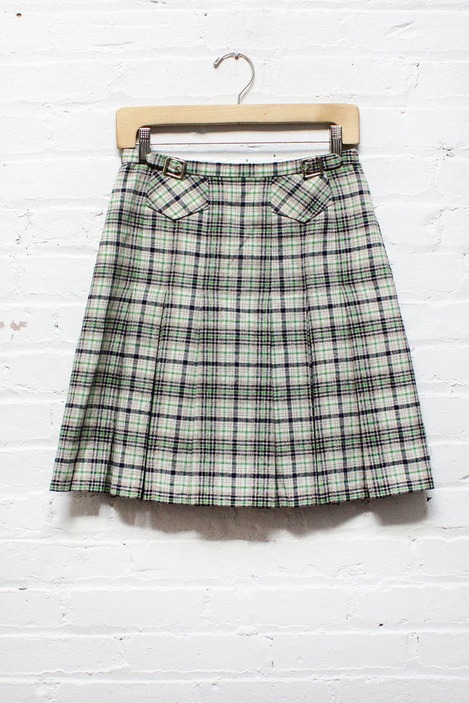 Mignon Pleat Skirt S