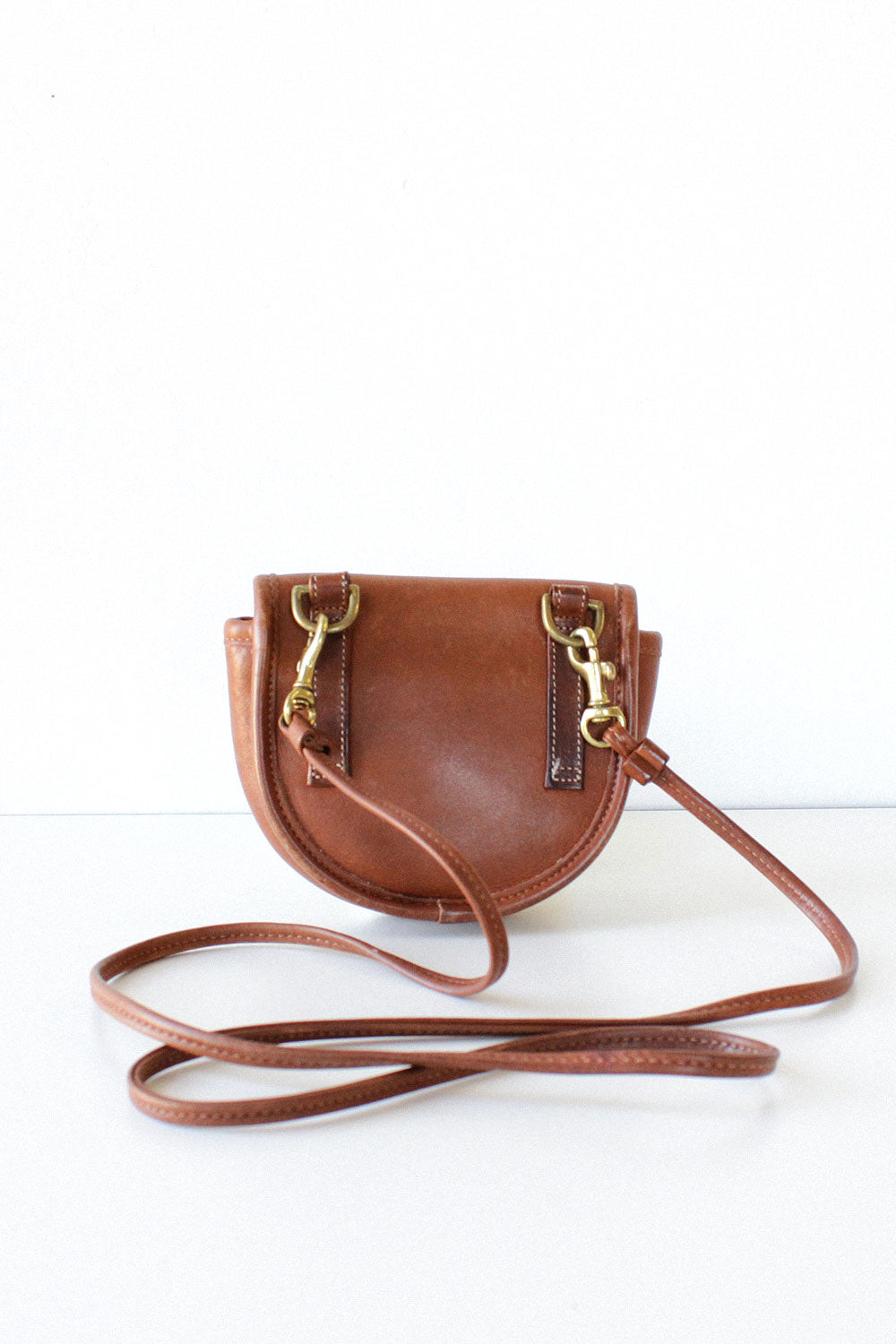 Coach Chestnut Mini Belt Bag