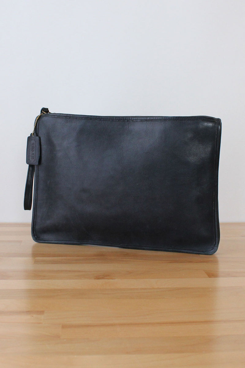 Coach 1970s Clutch Case
