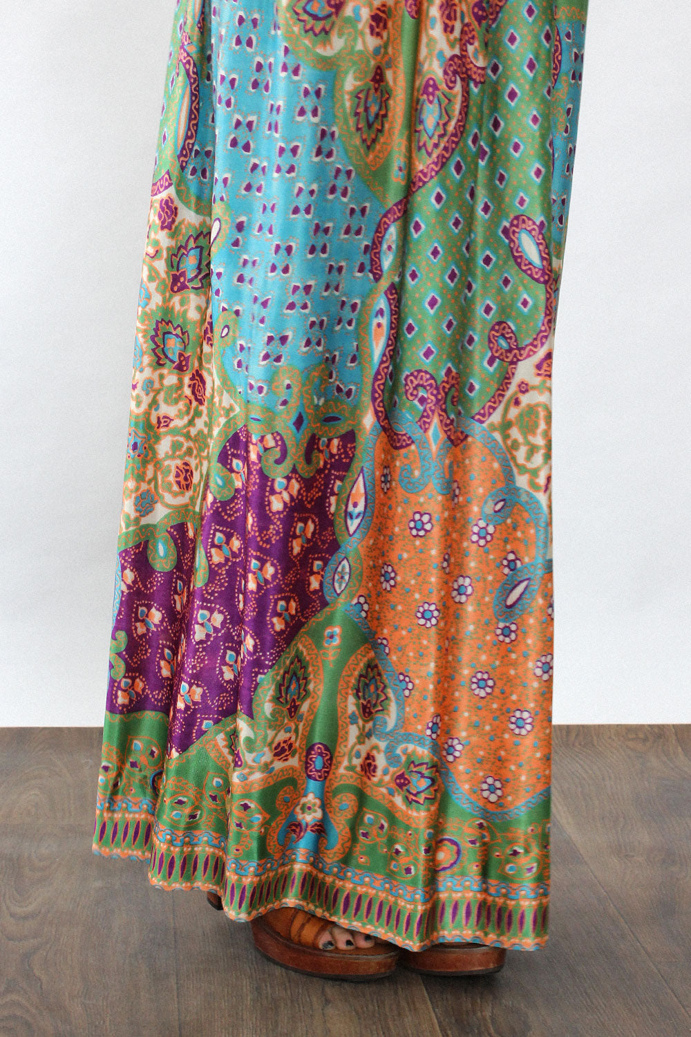 Miss Elliette Kaleidescope Maxi Dress S/M