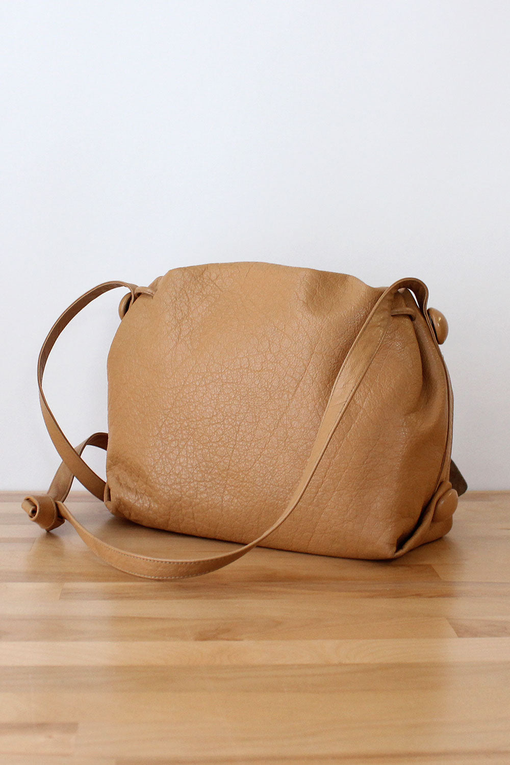 Carlos Falchi Camel Purse