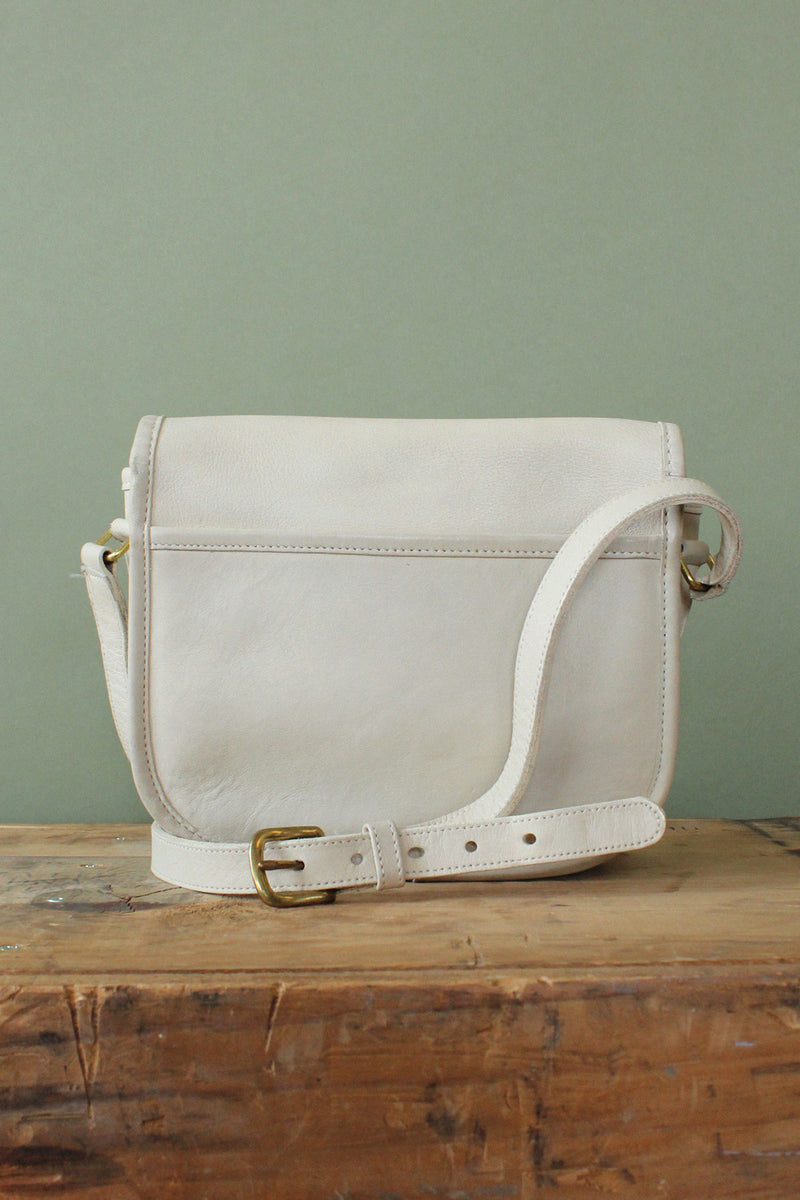 Coach Ivory Crossbody Bag