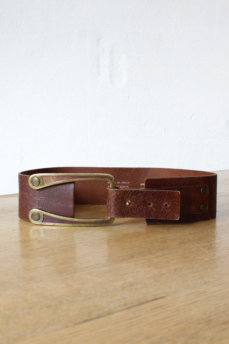 Replay Wide Cinch Belt XS