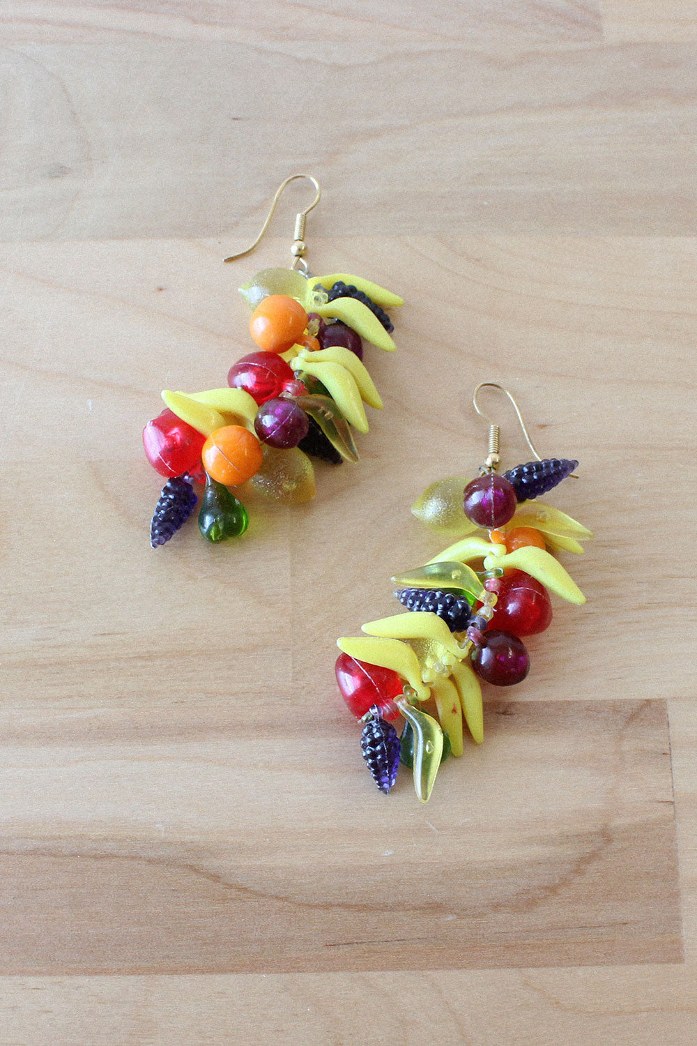 Fruit Salad Earrings