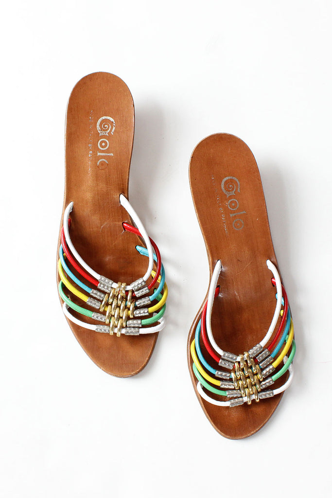 Golo Hello! Heeled Sandals 8-8 1/2