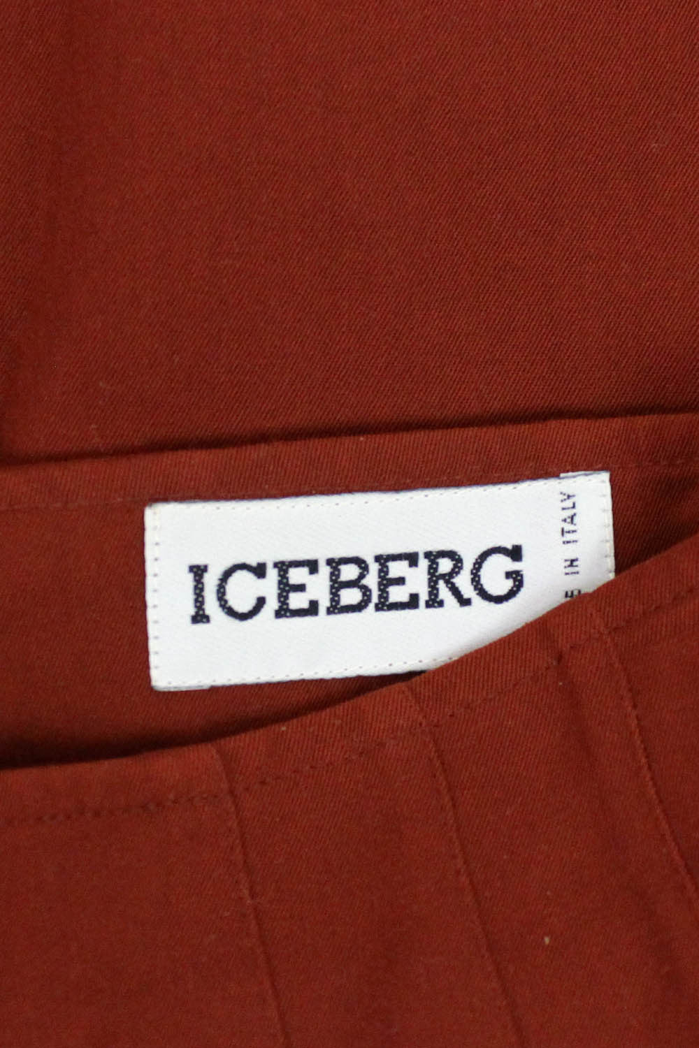 Iceberg Cabarnet Pencil Skirt S/M