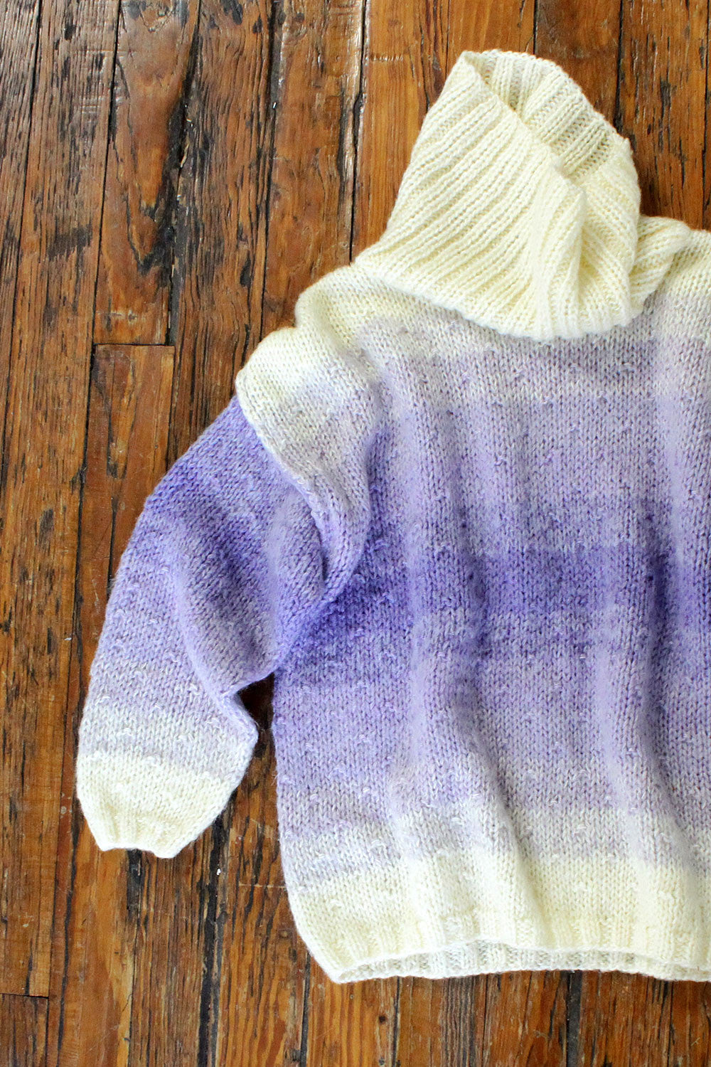 Good Ombr  Slouchy Sweater S/M