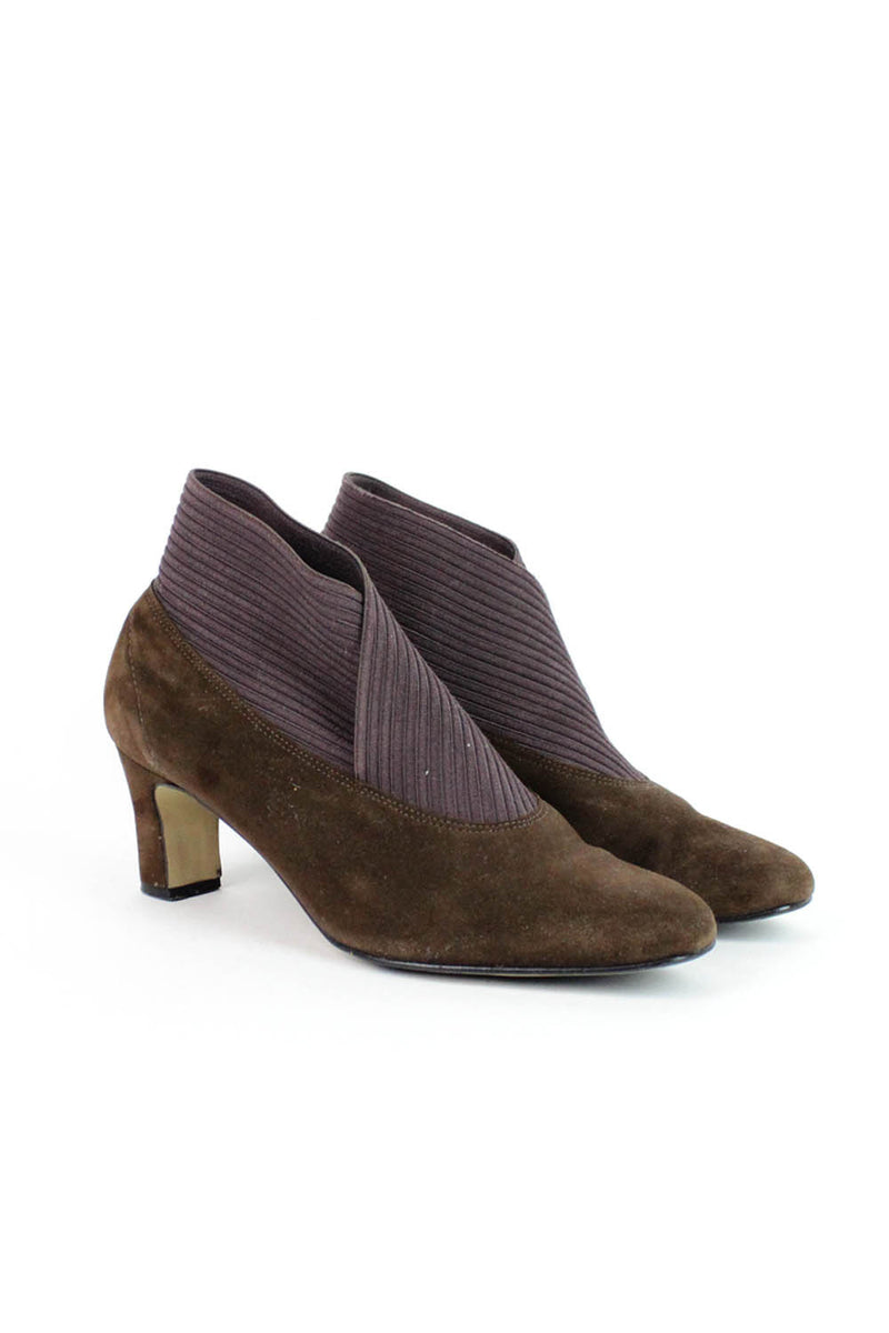 Magdesians Wrapped Ankle Boots 6.5