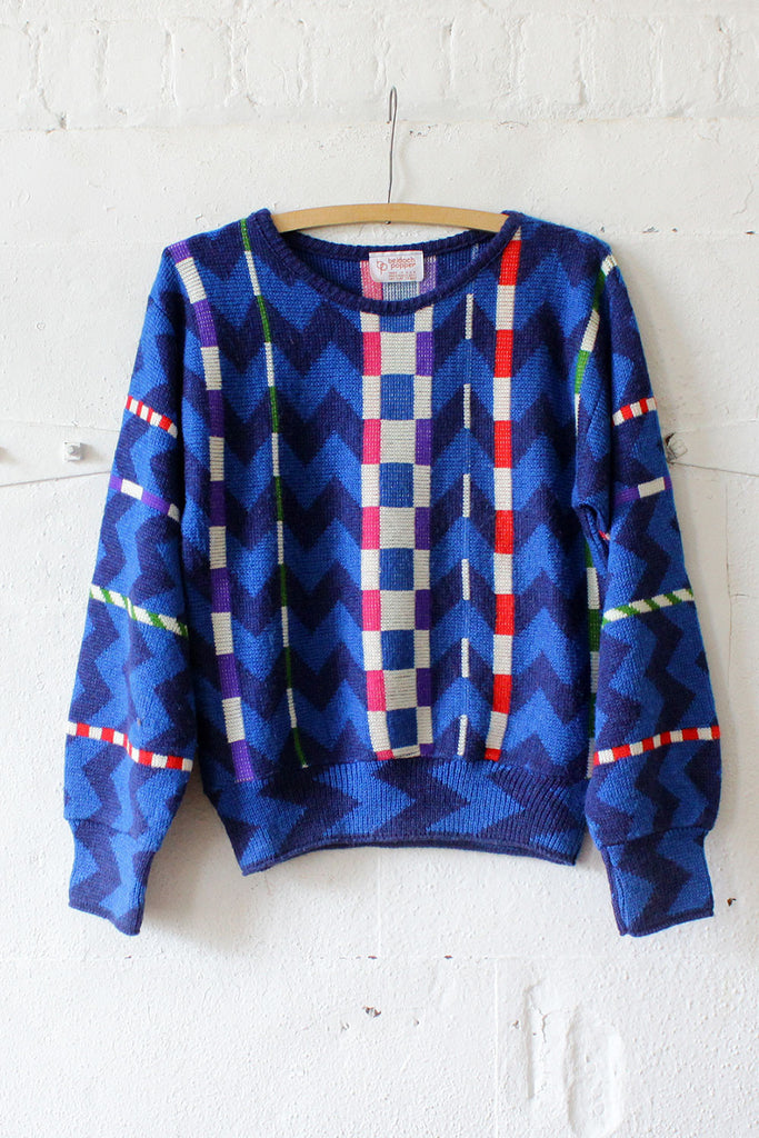 Stranger Things Sweater S/M