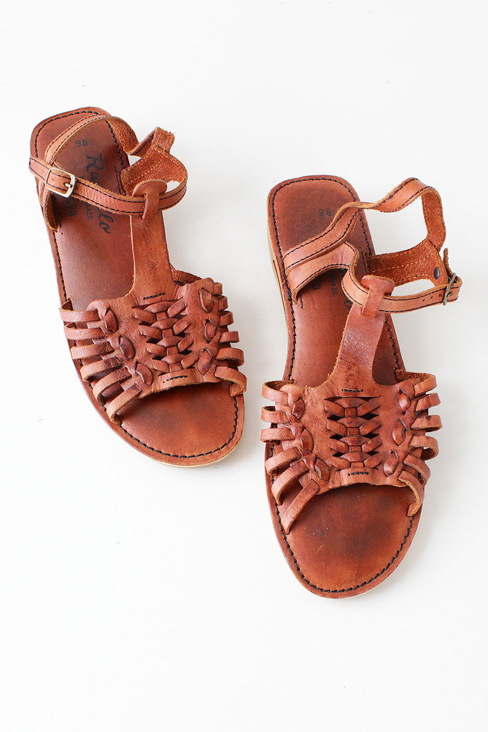 12a950f11cc 70s Rapallo Cutout Wood Sandals 8 1 2 – OMNIA