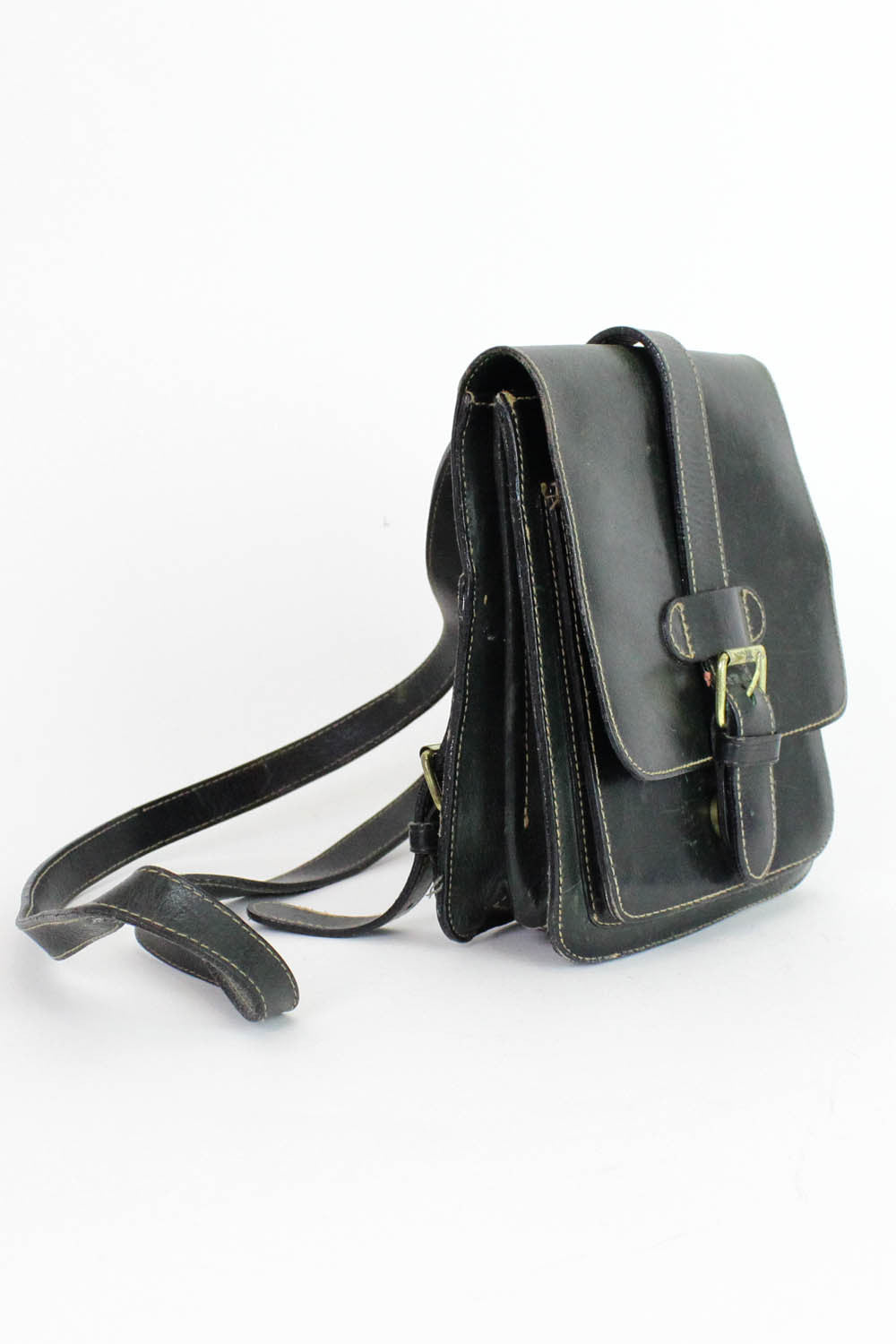 vintage small backpack