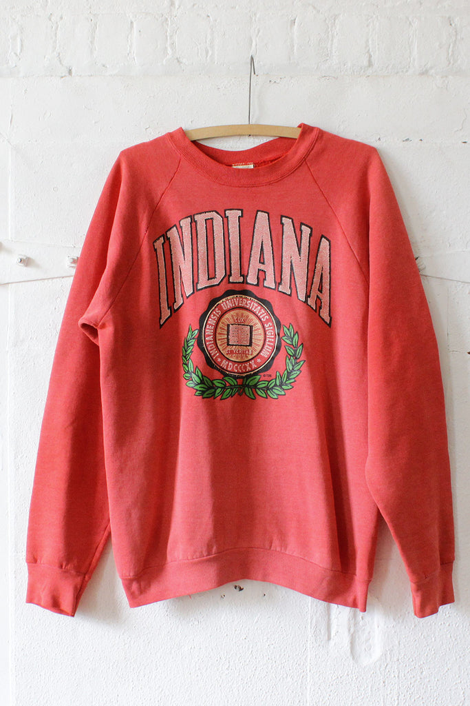 Faded Indiana Sweatshirt