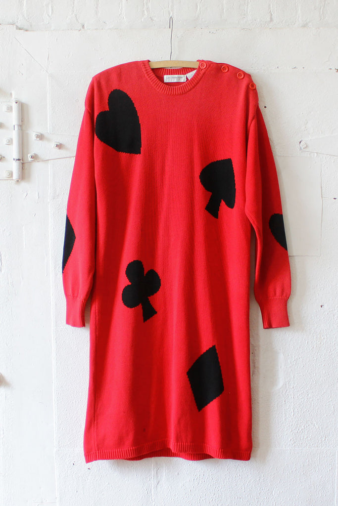 House of Cards Sweater Dress S