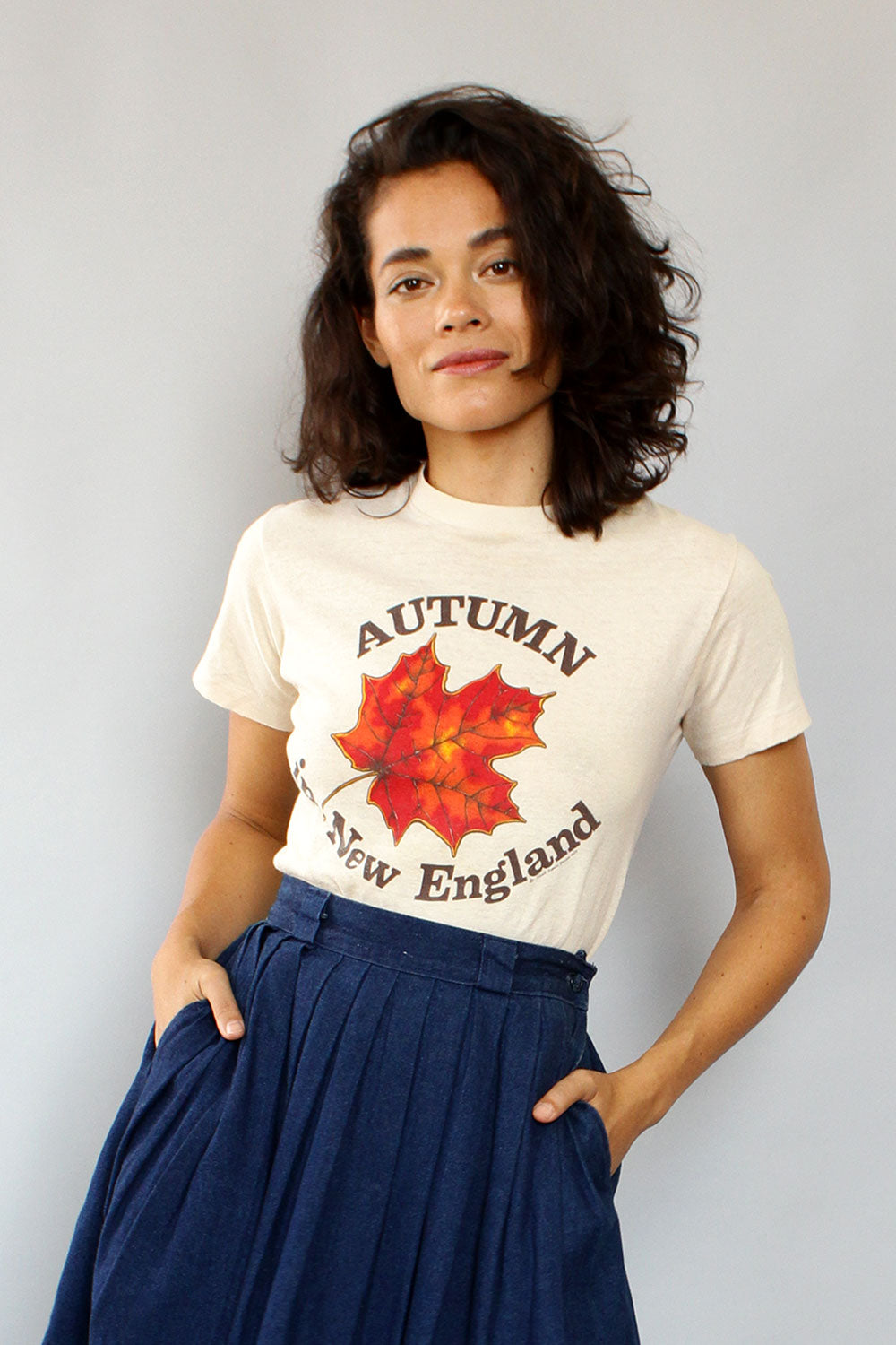 Autumn in NY T-shirt S